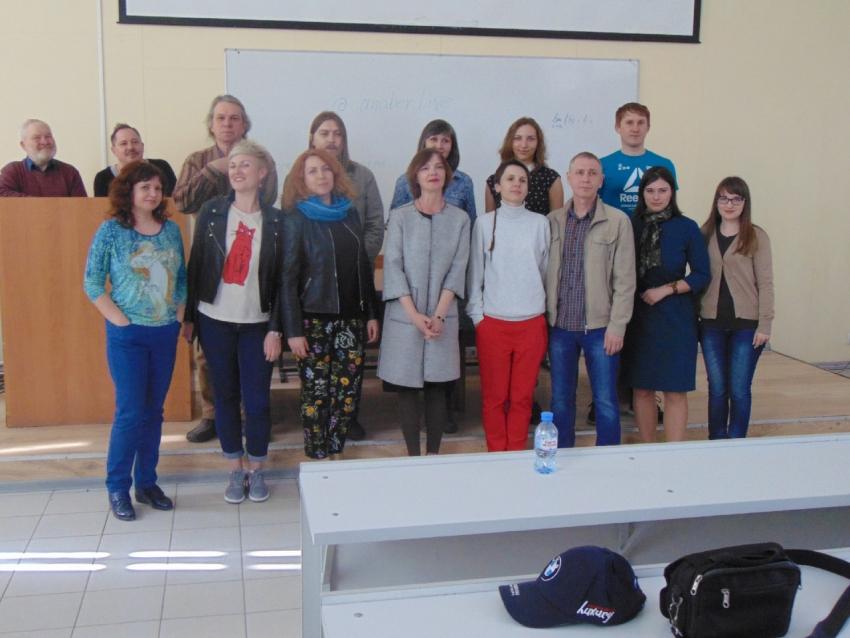 «Литературный десант» побывал в Алтайском государственном университете