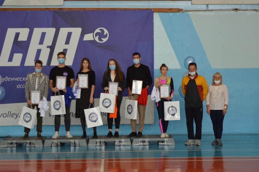 Студенты  Юридического института приняли участие в конкурса «Лучшие спортсмены, команды и спортивные организаторы АлтГУ»