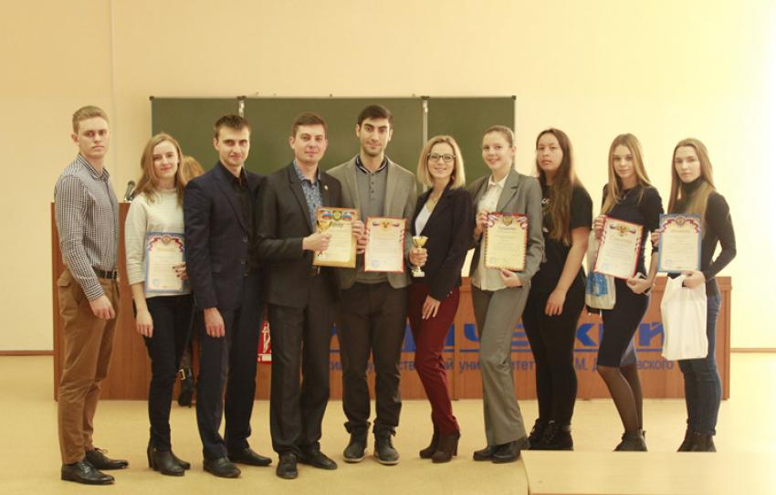 Делегация Юридического института приняла участие во II туре Всероссийской студенческой олимпиады по юриспруденции
