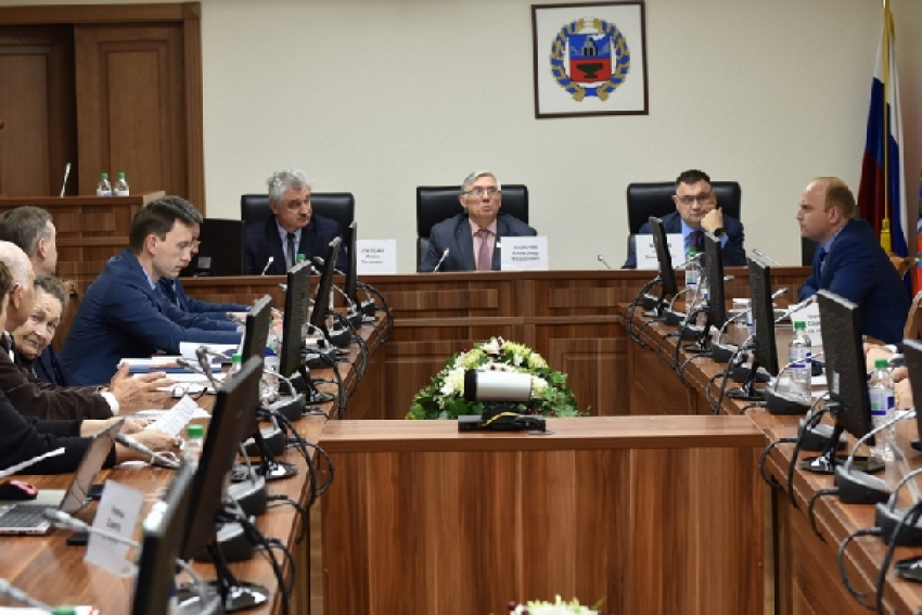 Для подготовки регионального закона о науке будет создана межведомственная рабочая группа