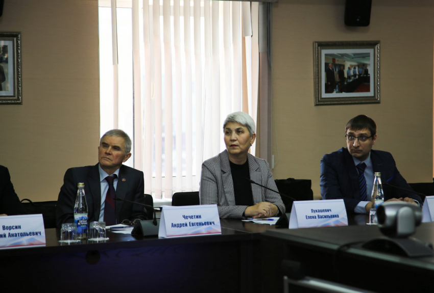 3 декабря на базе Барнаульского юридического института МВД России состоялась дискуссия