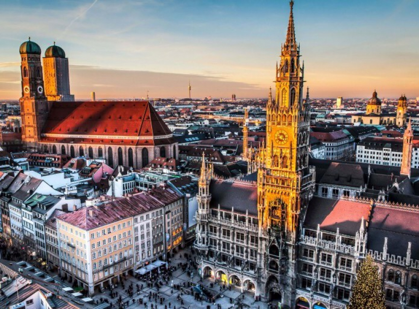О поездке наших студенток в Германию