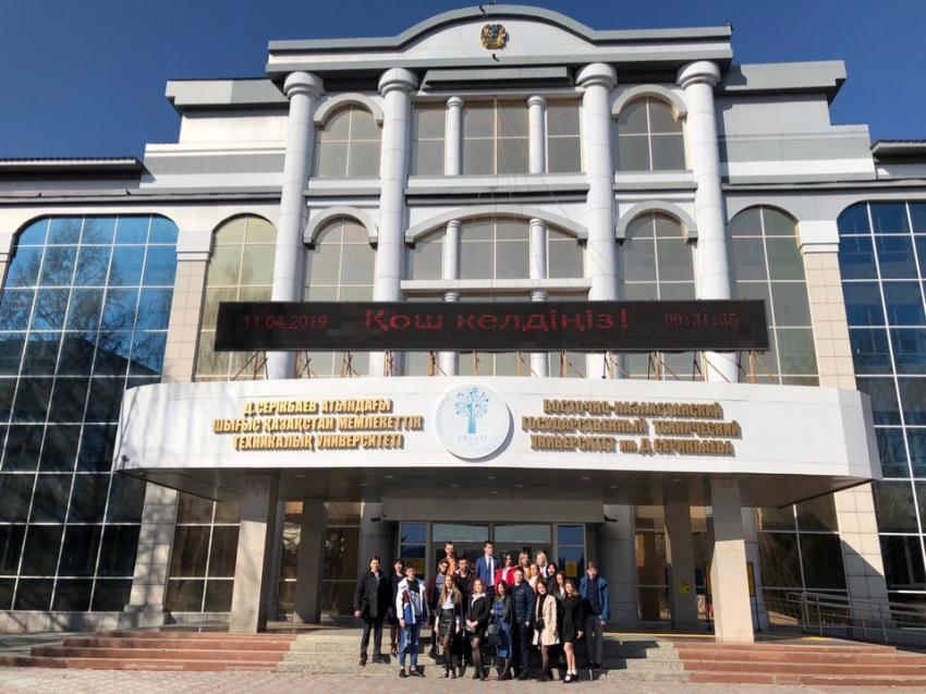 О поездке наших активистов в Казахстан