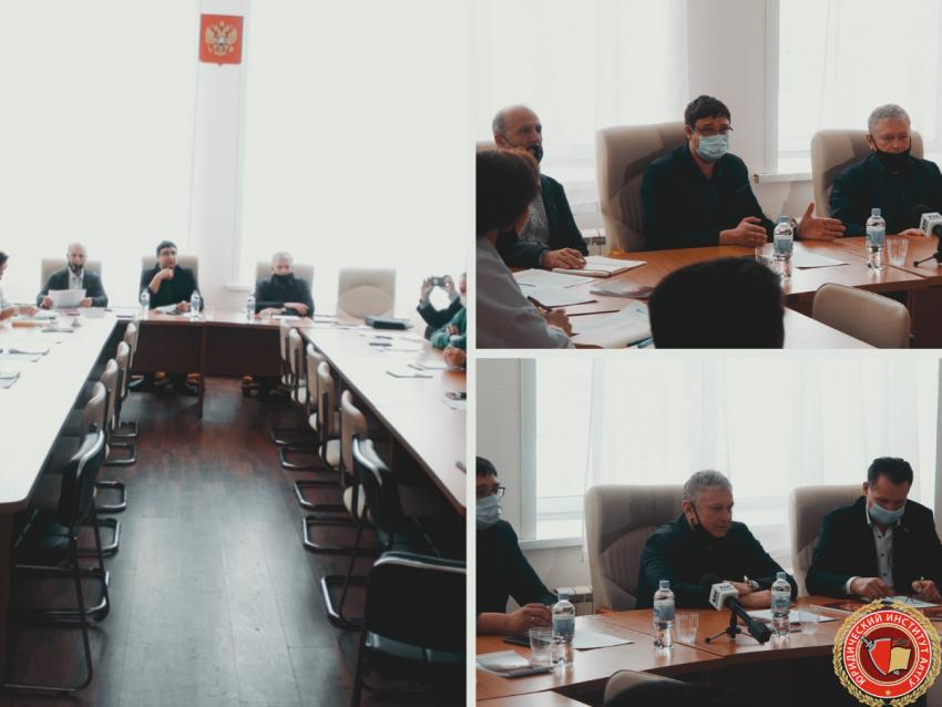12 марта прошёл круглый стол «Сохранение исторического облика г. Барнаула»
