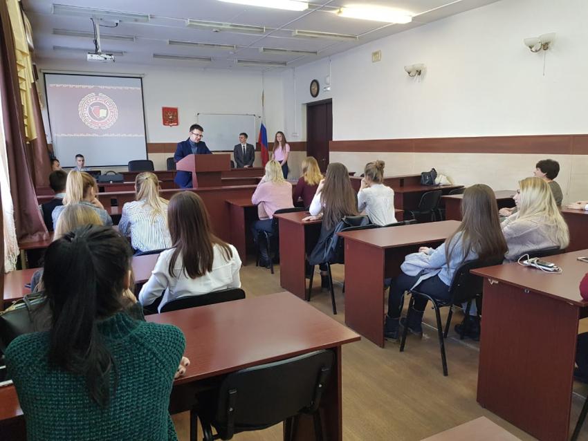 Со 2 по 4 декабря в нашем институте проходило мероприятие «Профильная смена»