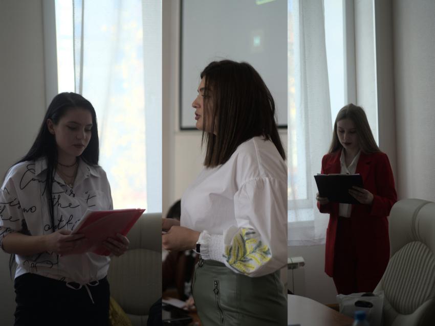 В Юридическом институте  прошла секция Международной научной конференции «Ломоносов - 2021» «Безопасность и противодействие терроризму: национальный и региональный аспекты»