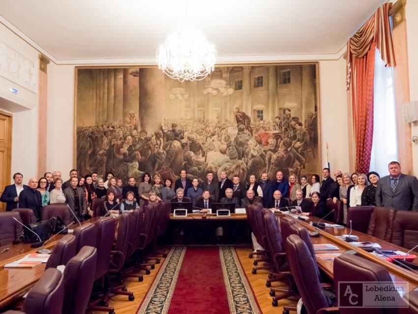 А.П. Детков принял участие во всероссийском совещании заведующих кафедрами уголовного права