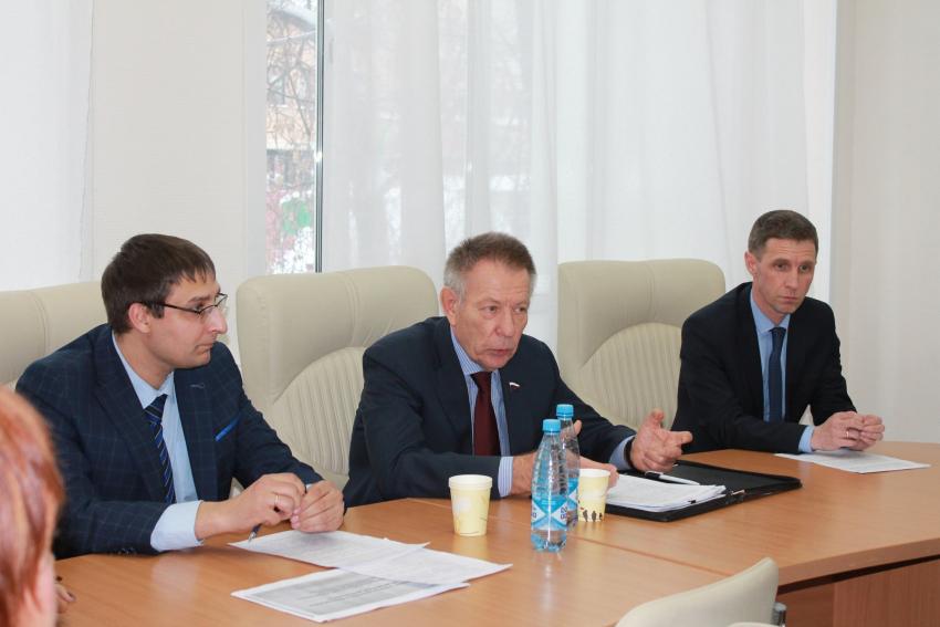 26 ноября в Юридическом институте Алтайского государственного университета прошел круглый стол