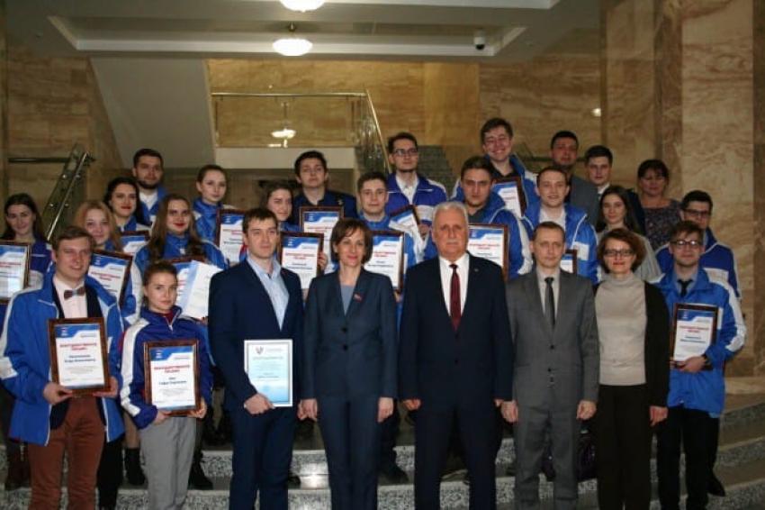 Завершился проект  «Юристы-населению» в рамках ежегодной Всероссийской патриотической акции «Снежный десант РСО»