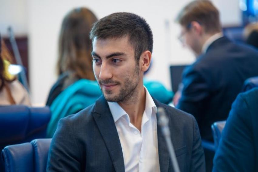 Выпускник Юридического института удостоен стипендии Президента Российской Федерации