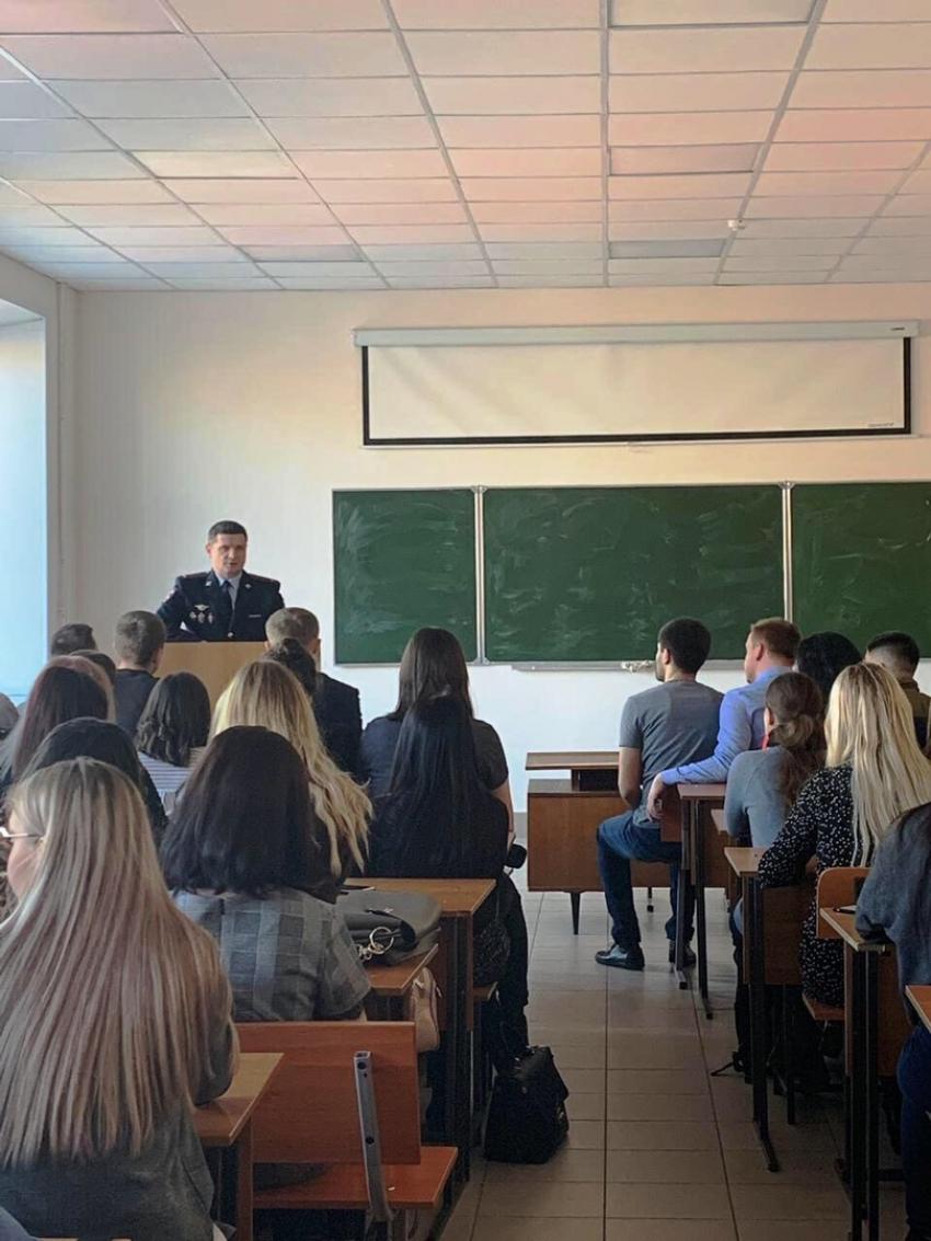 В Юридическом институте АлтГУ стартовал «Карьерный навигатор»